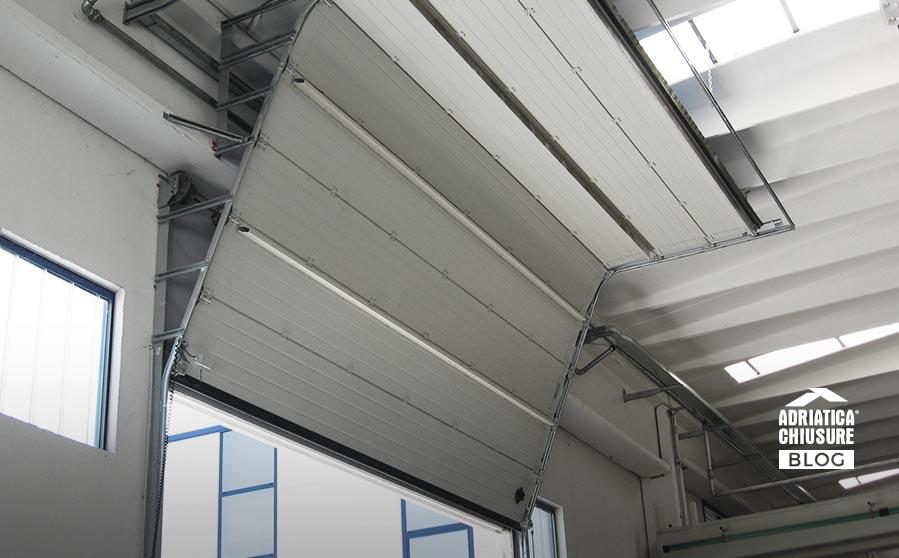 porte per capannoni industriali