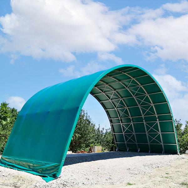 Arcotunnel struttura agricola Adriatica Chiusure 2