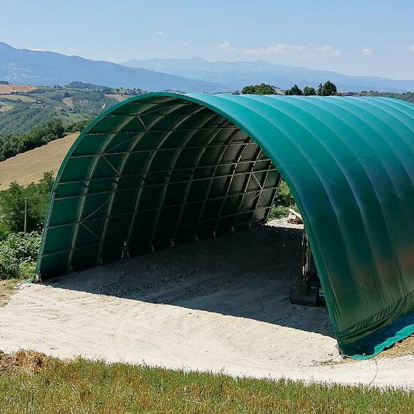 Arcotunnel struttura agricola Adriatica Chiusure 3