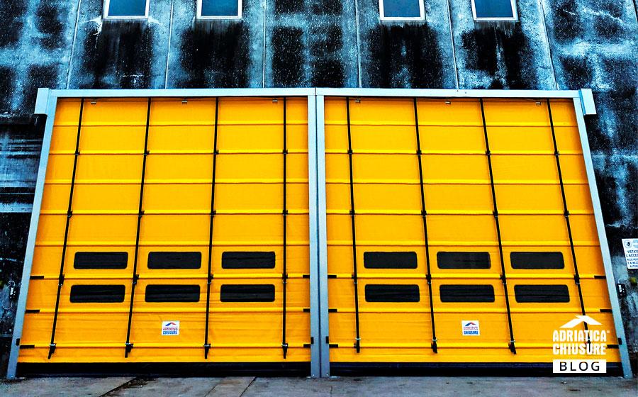 Asite Fermo porte rapide ad impacchettamento gestione rifiuti e odori Adriatica Chiusure 2